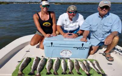 Biscayne Bay Trout Fishing Charter in South Florida