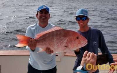Orlando Fishing Adventure While Offshore and Inshore Fishing